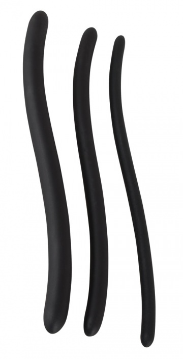 3er-Set flexible Dilatoren