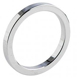 MALESATION Metal-Penis-Ring
